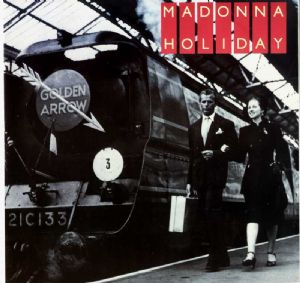 "HOLIDAY - UK TRAIN SLEEVE 12"" VINYL (W9405T)"
